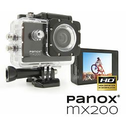 GoXtreme Panox MX200 HD Action cam 720p* 480p 30fps Waterproof sportska akcijska kamera vodootporna do 30m (56101)