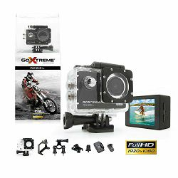 GoXtreme Rebel FullHD 30fps Waterproof sportska akcijska kamera vodootporna do 30m (20149)