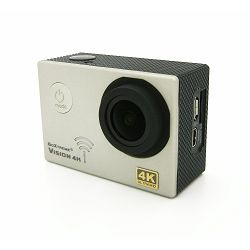GoXtreme Vision 4K Action Camera Ultra HD 24fps 12MP WiFi Waterproof sportska akcijska kamera vodootporna do 30m (20129)