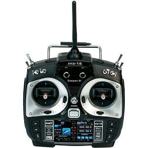 Graupner MZ-18 HoTT 2.4GHz 9 Channel Radio Controller transmitter daljinski upravljač