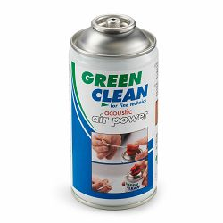Green Clean Acoustic AIR Power 250ml kompriminirani zrak sprej pod tlakom za čišćenje (G-2027)