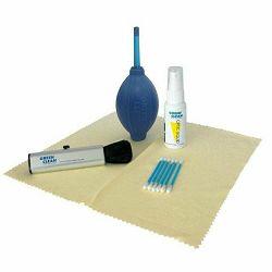 Green Clean Cleaning KIT for Foto, Video, Audio, IT and Hobby komplet za čišćenje optike i foto opreme (CS-1500)