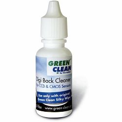 Green Clean Digi Back Cleaning Replacement 10x Silky Wipe 8x8cm krpica + 1x Digital Capture Back Cleaning Liquid 15ml tekućina za čišćenje senzora (SC-8050)