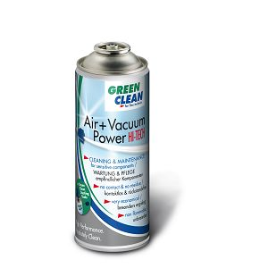 Green Clean HI-TECH AIR & VACUUM Power 400ml G-2051 for Dusting Tools