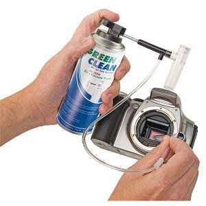 Green Clean Mini Vacuum Sensorcleaner / Traveller-Kit + 1 Wet Foam & Dry Sweeper NFF SC-4100
