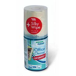 Green Clean Office Cleaner Desinfect 200ml sprej za čišćenje i dezinfekciju + Silky Wipe (C-2130)