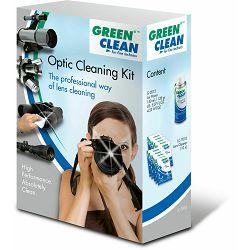 Green Clean Optic Cleaning KIT komplet za čišćenje optike, objektiva i fotoaparata (LC-7000)