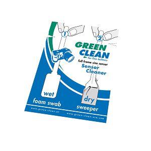 Green Clean Wet-Foam Swab & Dry-Sweeper full frame size SC-4060 za čišćenje senzora DSLR FF