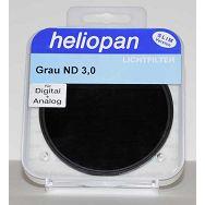 Heliopan ND filter 1000x 3.0 82mm ( 10x f ) Neutral Density GRAUFILTER
