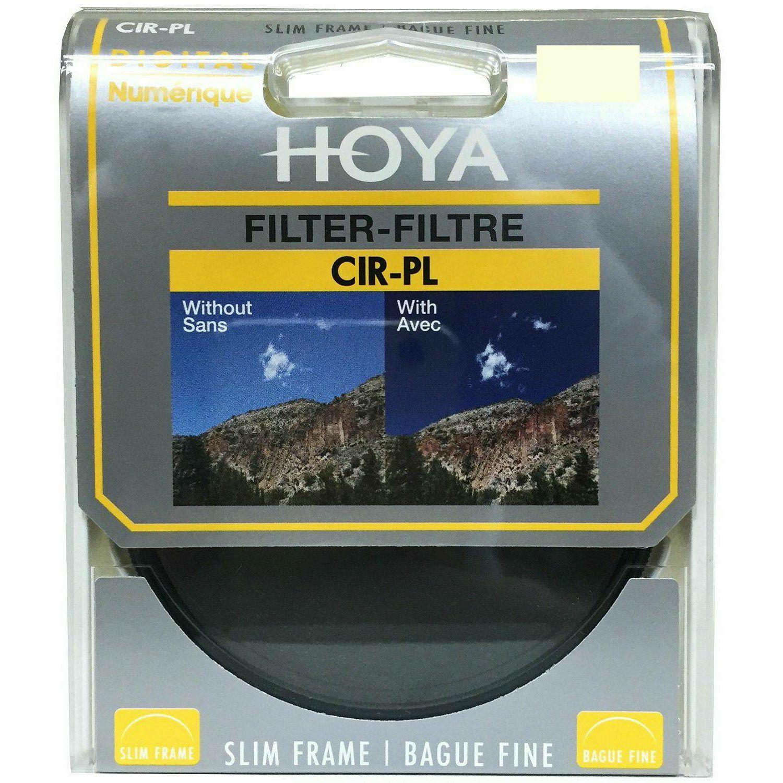 Hoya Cirkularni Polarizacijski filter (slim) - 43mm CPL polarizator PL-CIR PHL