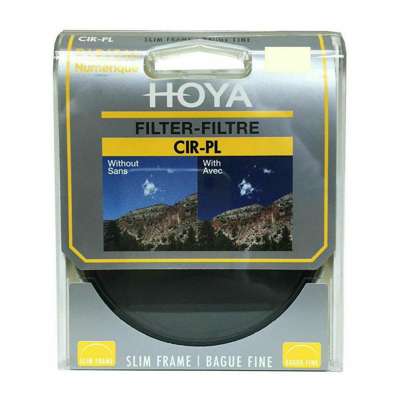 Hoya Cirkularni Polarizacijski filter (slim) - 46mm CPL polarizator PL-CIR PHL