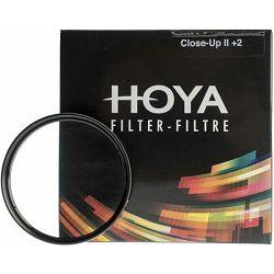 Hoya Close Up +2 II HMC macro filter 40.5mm