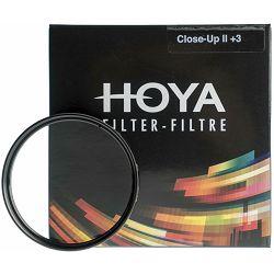 Hoya Close Up +3 II HMC macro filter 40.5mm