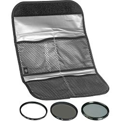 Hoya Digital Filter KIT II UV(c) Multi-Coat + CPL Circular PL + ND8 55mm