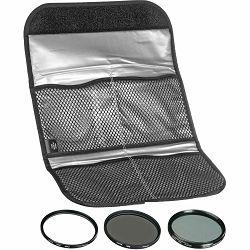 Hoya Digital Filter KIT UV(c) Multi-Coat + CPL Circular PL + ND8 30mm