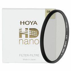 Hoya HD Nano CIR-PL Cirkularni polarizacijski filter 72mm CPL