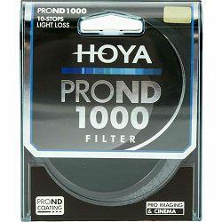 Hoya PRO ND1000 62mm Neutral Density filter