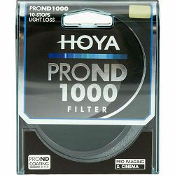 Hoya PRO ND1000 82mm Neutral Density filter