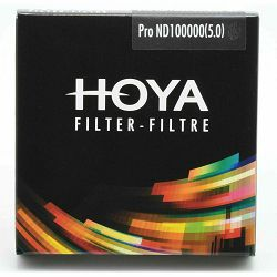 Hoya PRO ND100000 5.0 Solar 16.6 blendi Neutral Density ND filter za objektiv 67mm