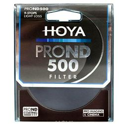 Hoya PRO ND500 77mm Neutral Density filter