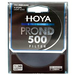Hoya PRO ND500 82mm Neutral Density filter