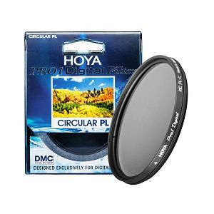 Hoya PRO1 Digital CPL 55mm HMC Cirkularni Polarizacijski filter PL-CIR polarizator