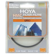 Hoya UV(C) HMC slim filter - 58mm