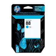 HP 88 cyan ink Cartridge