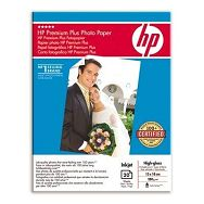 HP Premium Plus High-gloss Photo Paper 13x18/20 L.