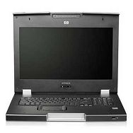 HP TFT7600 KVM Console Intl Kit