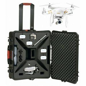 HPRC Hard Case HPRCPHA3-2700W Wheeled kufer za DJI Phantom 3 Quadcopter HPRC2700WPHA3