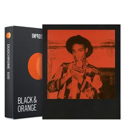 Impossible 600 Duochrome Black/Orange (Special editions) (4607)