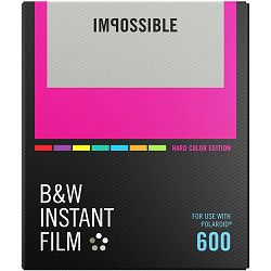 Impossible B&W Film for Polaroid 600 Hard Color Frames (Special editions) (4523)