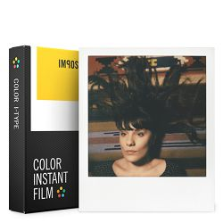 Impossible Color Film for I-TYPE (Films work with I-Type Cameras - batteryless) (4520)