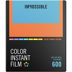 Impossible Color Film for Polaroid 600 Color Frames (Special editions) (4522)