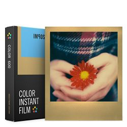 Impossible Color Film for Polaroid 600 Gold Frame (Limited special Editions) (4526)