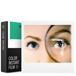 Impossible Color film for Polaroid Image/Spectra (Films work with Image/Spectra Cameras) (4518)