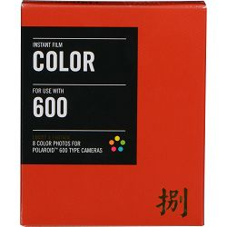Impossible Color Film for Type 600 Polaroid Cameras (Lucky 8 Edition, 8 Exposures) 600 Color Lucky 8 (3216)