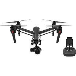 Inspire 1 PRO Black Edition Quadcopter with Zemuse X5 4K Camera and 3-Axis Gimbal