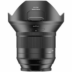 Irix 15mm f/2.4 Blackstone za Pentax širokokutni objektiv