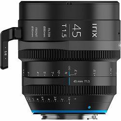 Irix Cine 45mm T1.5 Metric objektiv za Sony E-mount