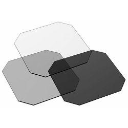 Irix Edge ND gelatin filter set 29x29mm komplet stražnjih filtera 0.6 (ND4), 0.9 (ND8) i 1.2 (ND16) za objektiv