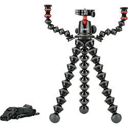 Joby GorillaPod Rig Black Grey zglobni podesivi stativ s kuglastom glavom i arca swiss pločicom za fotoaparat (JB01522)