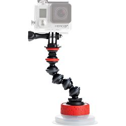 Joby Suction Cup & GorillaPod Arm Black Red