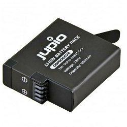 Jupio AABAT-001 1260mAh baterija za GoPro HERO5, HERO6, HERO7, HERO 2018 Lithium-Ion Battery Pack (CGP0005V2)