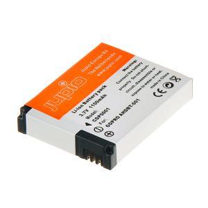 Jupio AHDBT-001 AHDBT-002 1100mAh 3.7V baterija za GoPro Hero, Hero 2, Film Hero, HD Hero, HD Hero 960 Lithium-Ion Battery Pack (CGP0001)