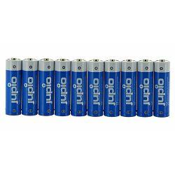 Jupio Alkaline Baterije 10xAA Box 10-Pack JBA-AA10 pakiranje 10x AA 10xLR06