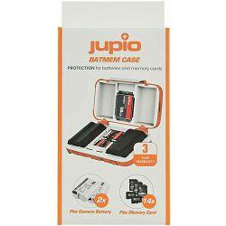 Jupio Batmem Case SD MicroSD CF XQD Card Box kutijica za baterije i memorijske kartice (JBM0010)