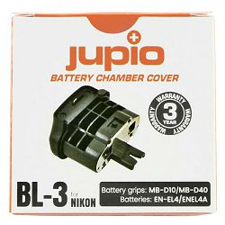 Jupio BL-3 Battery Hatch for EN-EL4 EN-EL4A adapter za Nikon (CNI0026)