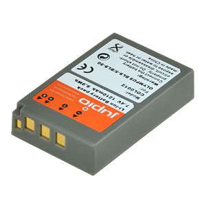 Jupio PS-BLS5, BLS-5, PS-BLS5, BLS-50 1210mAh 7.2V Lithium-Ion Battery Pack baterija za Olympus Stylus 1, E-P3, E-PL1s, E-PL2, E-PL3, E-PL5, E-PL7, E-PM1, E-M10, OM-D E-M10, PEN E-PM1 (COL0012)